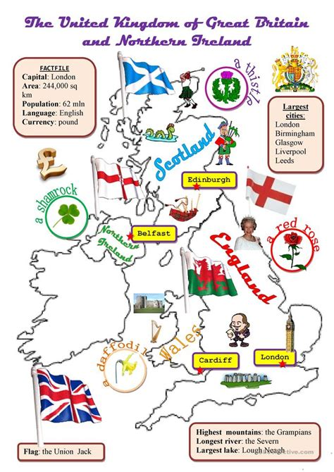 esl resources new february 2016 part 5 lesson the uk map worksheet free esl printable worksheets made