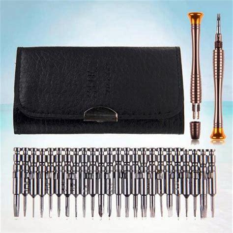 Obeng Torx Set 25 In 1 Repair Tools Kit For Iphone 4 5 Berkualitas repair tool set laptop maintenance tools 25 in 1 torx screwdriver set helping tool phone