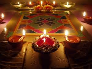 how to decorate home in diwali diwali diya pooja thali rangoli decoration ideas pictures