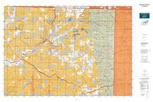 New Mexico Unit Map by New Mexico Gmu 2b Map Mytopo