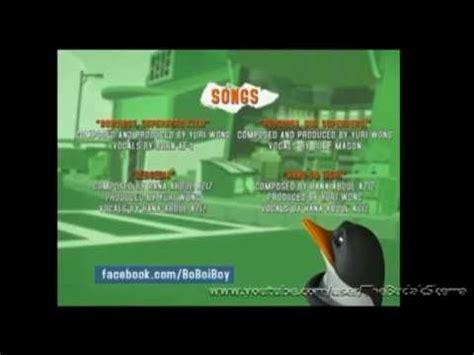 boboiboy boboiboy our opening theme song boboiboy new opening ending theme song