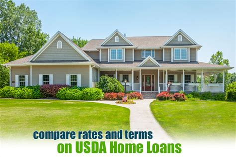 usda rural housing loan rates usda home loans 100 financing in a rural area w low rates