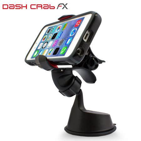 Dash Crab Touch Holder Smartphone Mobil dash crab fx compatible universal car holder