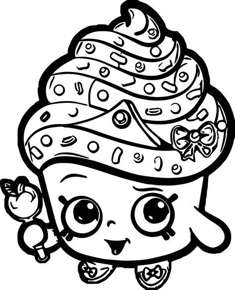 shopkins coloring pages birthday shopkins happy birthday coloring page collections