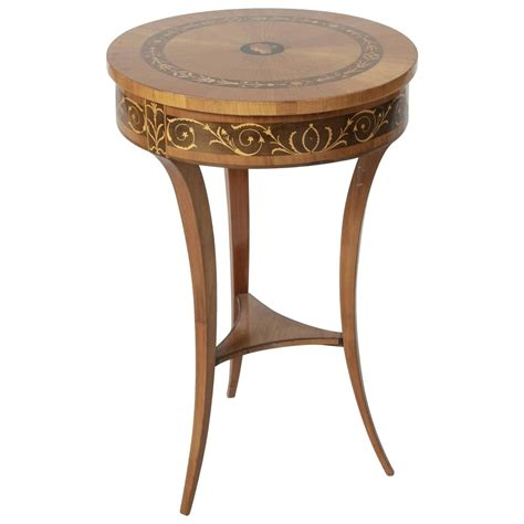 jewelry table 19th century biedermeier marquetry vanity table jewelry