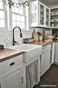 Farmhouse Kitchen Design Ideas by Farmhouse Kitchen Decor Ideas The 36th Avenue