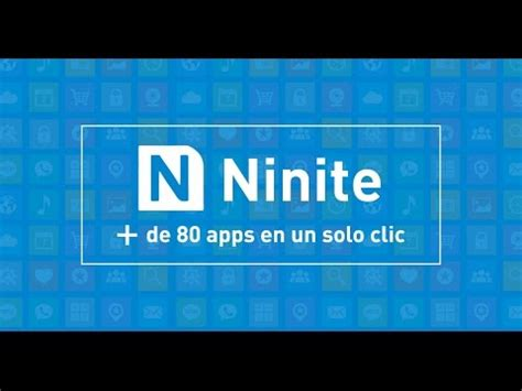 httpwww ninite com ninite programas todo en uno para pc youtube