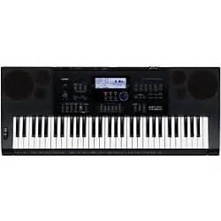 Baru Keyboard Casio Ctk 6200 casio ctk 6200 61 note portable keyboard musician s friend