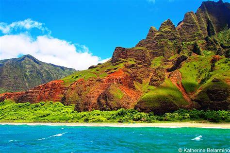 catamaran tours cost touring kauai s na pali coast with napali catamaran
