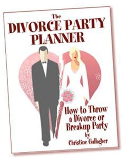 divorce on how to throw a themed divorce books divorce ideas for images themes
