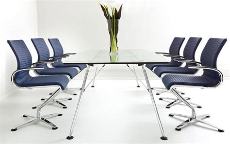 boardroom table and chairs for modern conference chairs ambience dor 233