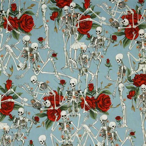 alexander henry upholstery fabric alexander henry life s little pleasures blue fabric