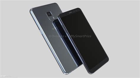 Samsung A5 Plus 2018 samsung galaxy a5 2018 and a7 2018 appear in tons of new renders