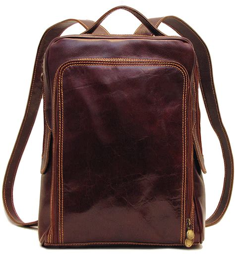 backpack purses leather italian leather backpack fenzo italian bags