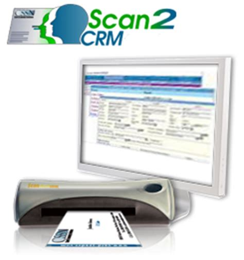 Salesforce Business Card Scanner