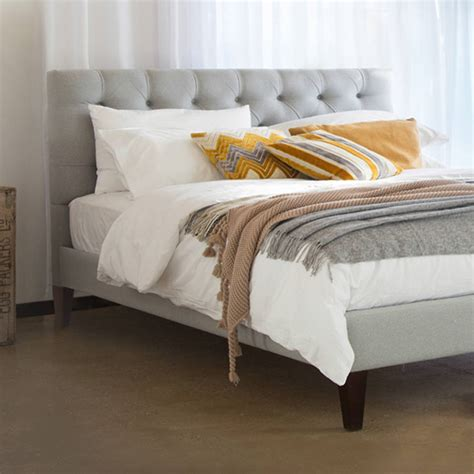 Bed Frames Upholstered The Caesar Upholstered Bed Frame By Get Laid Beds Notonthehighstreet