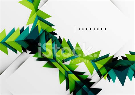 futuristic colors futuristic blue and green color shapes stock vector