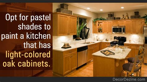 paint colors with oak cabinets eye pleasing paint colors for kitchens with oak cabinets