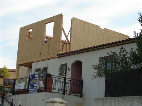 Rehausse Maison Ossature Bois 4710 by Maison Ossature Bois Var Affordable Cool Maison Structure
