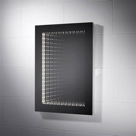 galaxy led infinity mirror modern bathroom mirrors