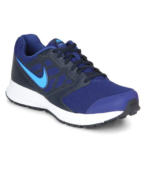 nike mens sports shoes nike downshifter 6 msl blue running shoes buy nike