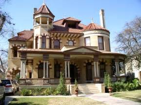 Architectural House Styles Queen Anne Architectural Styles Of America And Europe