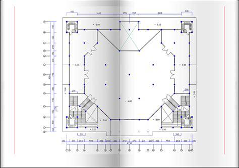 design masjid pdf gambar design masjid besar 2d rancangan rumah dan tata ruang
