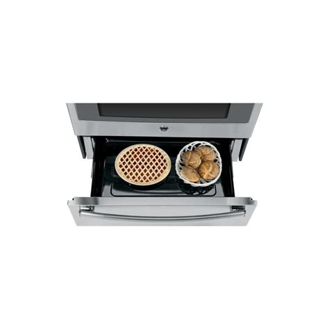 Ge Profile Microwave Drawer by Ge Profile Series 30 Quot Slide In Electric Convection Range