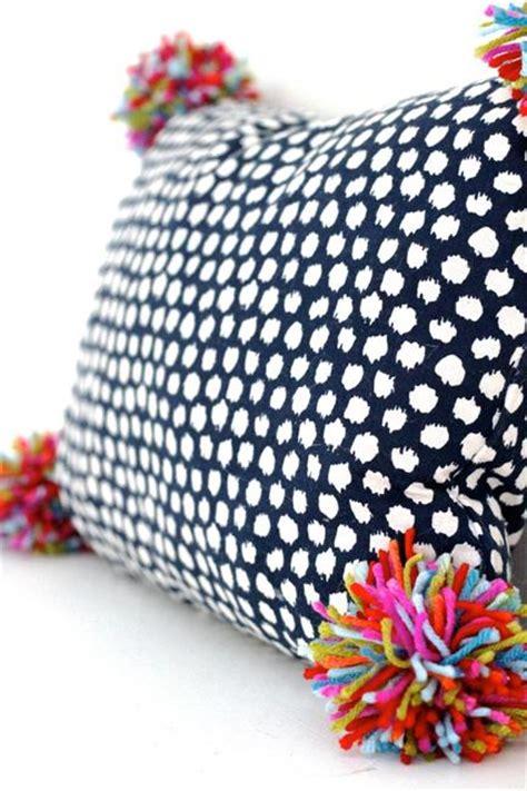 pompoms home accessories handmade decoration