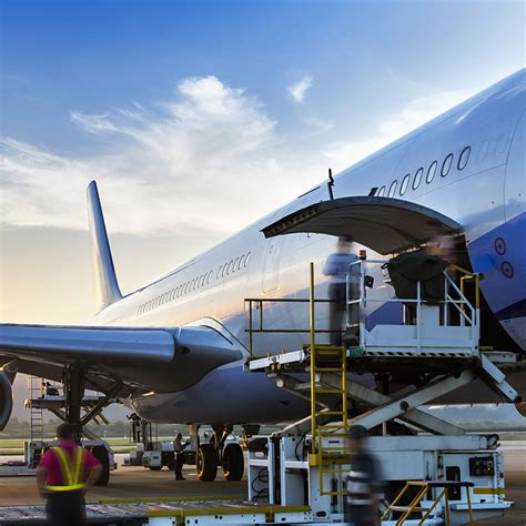 air freight general courier services