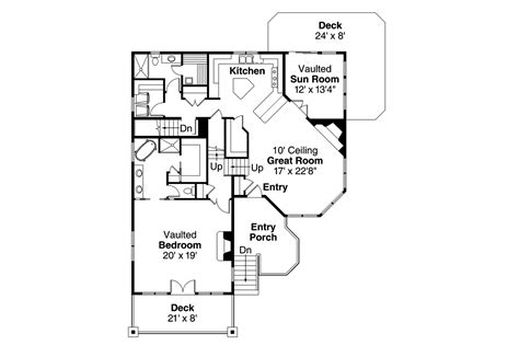 Cape House Floor Plans Cape Cod House Plans Cedar Hill 30 895 Associated Designs
