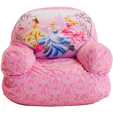 disney princess bean bag sofa chair disney princess bean bag chair walmart
