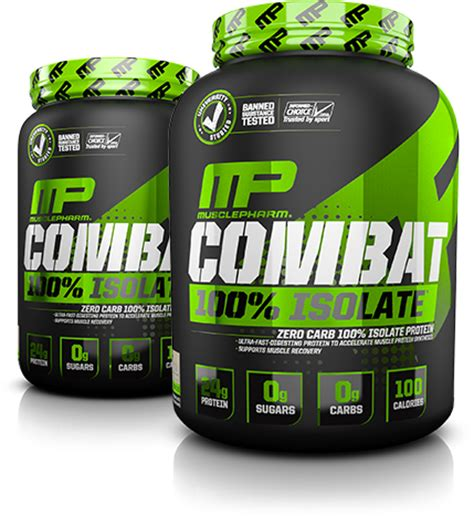 Mp Combat 4 Lbs combat 100 isolate by musclepharm at bodybuilding