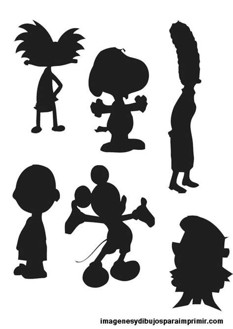 cenefas vectorizadas imagenes y dibujos para imprimir siluetas dibujos