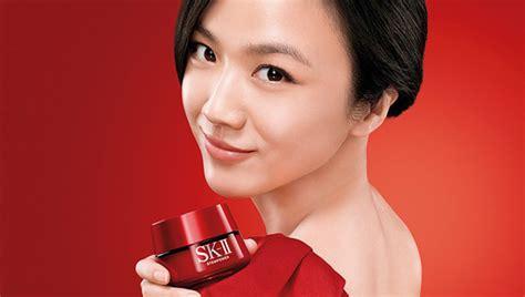 Sk Ii Di Korea sk2의 공식 모델 탕웨이 sk ii korea