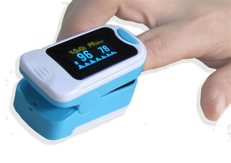 Fingertrip Oxymeter pulse oximeter equipment