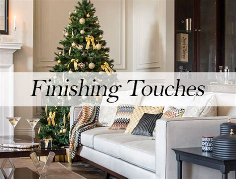 crafts for home decor finishing touch interiors christmas decorating 49 ideas for your festive interior