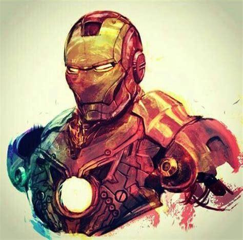 ironman painting iron te iron ve mortal kombat