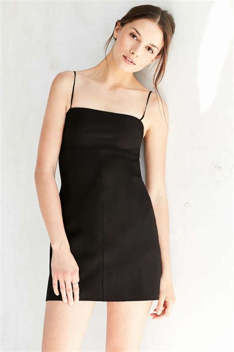 tiny black dress   dhani feel  posh spice