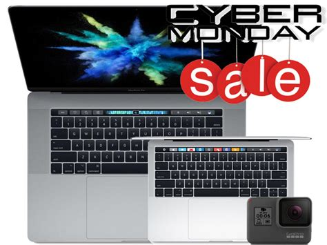 Cyber Monday Gift Card Promotions - b h s cyber monday sale offers 13 quot macbook pros for 1 299 13 quot touch bars 1 599