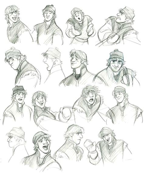 X Character Sketches by By Jin Website Www Cosmoanimato