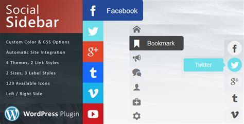 sidebar layout wordpress plugin 8 cool twitter plugins that will look good on your website