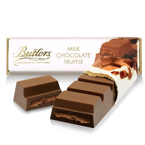 prosil tobacco brown family butlers milk truffle bar pack of 12 bars pack of