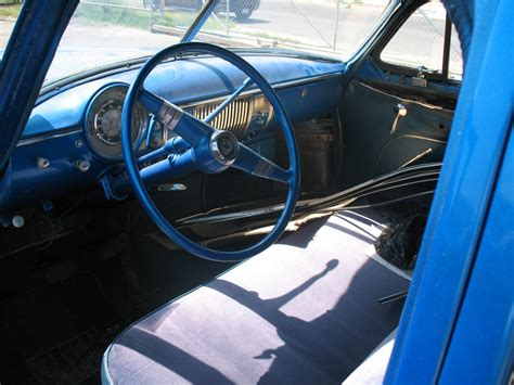 1949 Chevy Interior by Haafranco 1949 Chevrolet Fleetliner Specs Photos Modification Info At Cardomain