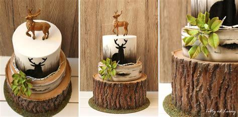 deer hunting birthday cake cake  lorna cakesdecor