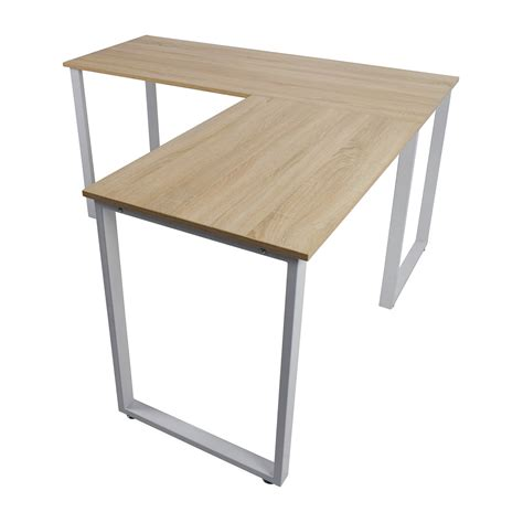 Used Ikea Desk 60 Off Merax Merax L Shaped Computer Desk Tables