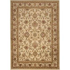 Lowes Area Rugs Clearance Shop Artistic Weavers Algeria Rectangular Floral Woven Area Rug Common 5 Ft X 8 Ft