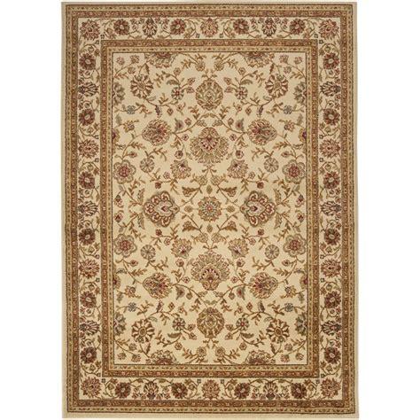 Lowes Area Rugs Clearance Shop Artistic Weavers Algeria Rectangular Floral