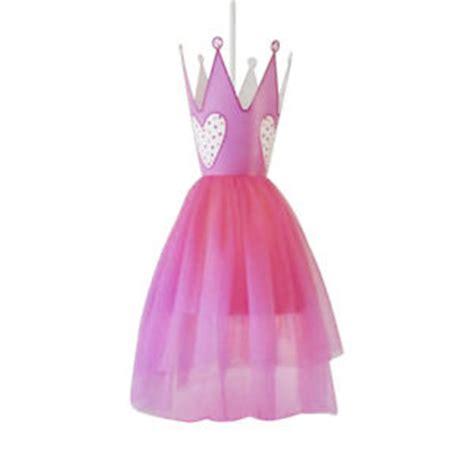 Princess L Shade by Pink Princess Dress Bedroom Nursery Ceiling
