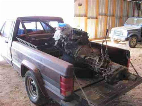 Jeep Comanche Project Sell New Jeep Comanche Project In Spur United States
